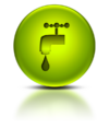 063664-green-metallic-orb-icon-people-things-faucet2-sc52